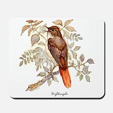 Nightingale Peter Bere Design Mousepad