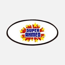 Ahmed the Super Hero Patches