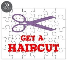 GET A HAIRCUT Puzzle