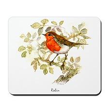 Robin Peter Bere Design Mousepad