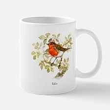 Robin Peter Bere Design Mug