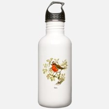 Robin Peter Bere Design Water Bottle