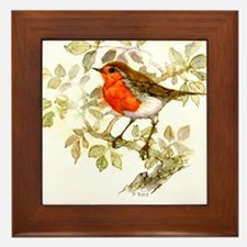 Robin Peter Bere Design Framed Tile