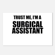 Trust Me, Im A Surgical Assistant Postcards (Packa