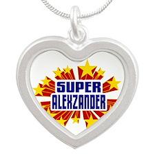 Alexzander the Super Hero Necklaces