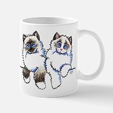 Ragdolls Pair Off-Leash Art™ Mug