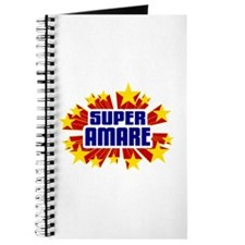 Amare the Super Hero Journal