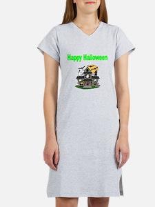 Happy Halloween 8 Women's Nightshirt