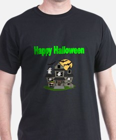 Happy Halloween 8 T-Shirt