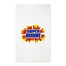 Andre the Super Hero 3'x5' Area Rug