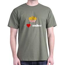I Heart Nachos T-Shirt