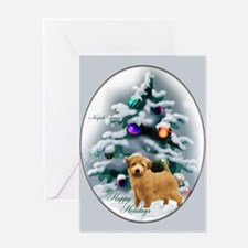 Norfolk Terrier Greeting Card