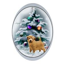Norfolk Terrier Ornament (Oval)