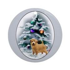Norfolk Terrier Ornament (Round)