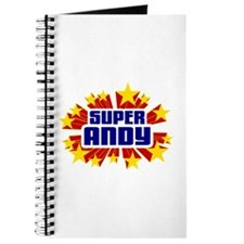 Andy the Super Hero Journal