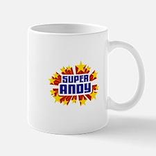 Andy the Super Hero Mug