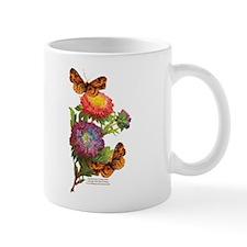 """""""Butterflies with Mums"""" Mug"""