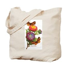 """""""Butterflies with Mums"""" Tote Bag"""