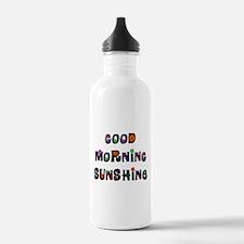 Good Morning Sunshine Water Bottle