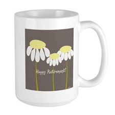 happy retirement daisies Mug