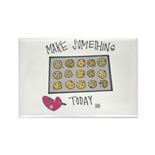 Make Something Today Rectangle Magnet