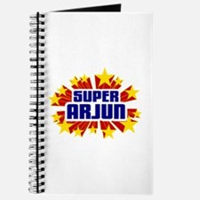 Arjun the Super Hero Journal
