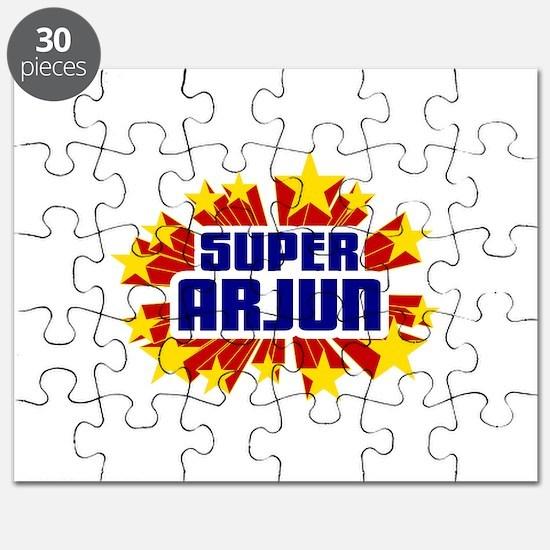 Arjun the Super Hero Puzzle