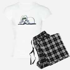 Precious Maltese Pajamas