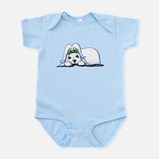 Precious Maltese Infant Bodysuit