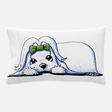 Precious Maltese Pillow Case
