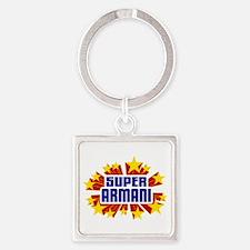 Armani the Super Hero Keychains