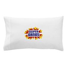 Arnav the Super Hero Pillow Case