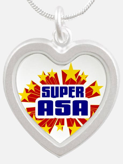 Asa the Super Hero Necklaces