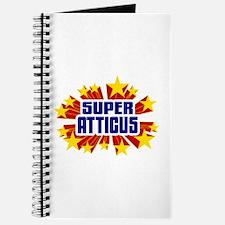 Atticus the Super Hero Journal