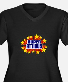 Atticus the Super Hero Plus Size T-Shirt