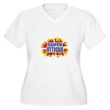 Atticus the Super Hero Plus Size T-Shirt