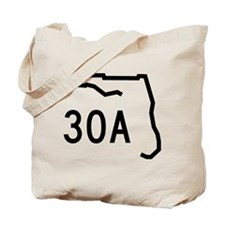 30A Florida Coast Tote Bag