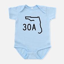 30A Florida Coast Infant Bodysuit