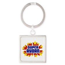 Aydan the Super Hero Keychains