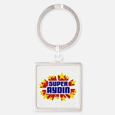 Aydin the Super Hero Keychains
