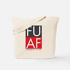 FU AF Tote Bag