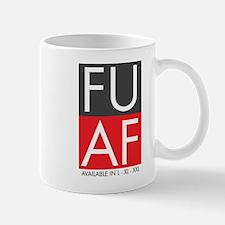 FU AF Mug