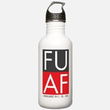 FU AF Water Bottle