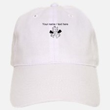 Custom Alien Devil Angel Baseball Baseball Baseball Cap
