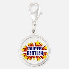 Bentley the Super Hero Charms