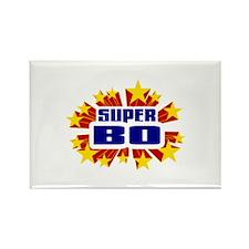 Bo the Super Hero Rectangle Magnet (100 pack)