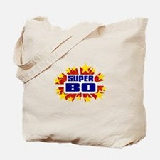 Bo the Super Hero Tote Bag