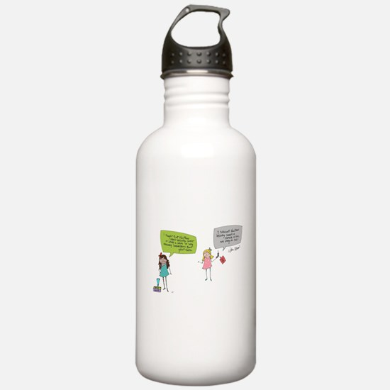 A Basic Truth Water Bottle