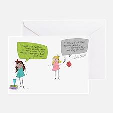 A Basic Truth Greeting Card