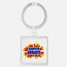 Braiden the Super Hero Keychains